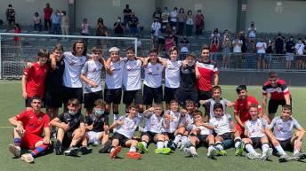 El CD Buñol termina la liga con victoria y el Infantil asciende a Preferente