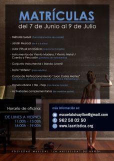 Info Escuela Música