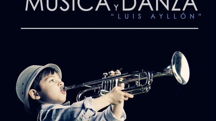 """Comienza el periodo de matriculación de la Escuela de Música y Danza """"Luis Ayllón"""" de Buñol"""