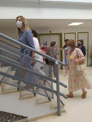 Visita centro Salud Buñol 8 (1)
