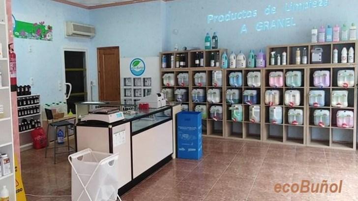 Abre sus puertas EcoBuñol, un lugar comprometido con el medioambiente