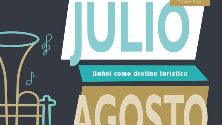 «Buñol Actúa Turismo Cultural», la nueva marca del Ayuntamiento contará con una amplia programación este verano