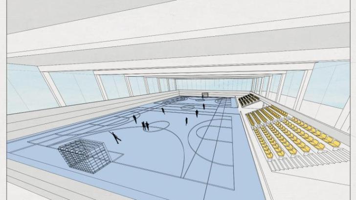 El pabellón de Chiva, preparado para la primera fase: aprobada la licitación del proyecto