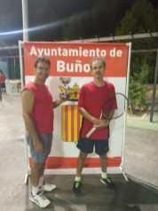 Cuartos finalistas Tie-Breaks Tenis 2