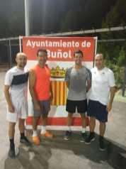 Semifinalistas Tenis