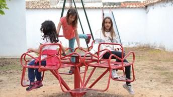 ¿Cómo eran los  parques de barrio  a los que íbamos  a jugar en EGB?