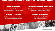El PCPV organiza en Buñol el coloquio: «Comunistas en la Guerrilla»