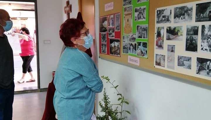Manos Unidas organiza un exposición dedicada a las «Fuentes de Buñol»