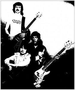 Charlie 'Ungry Band