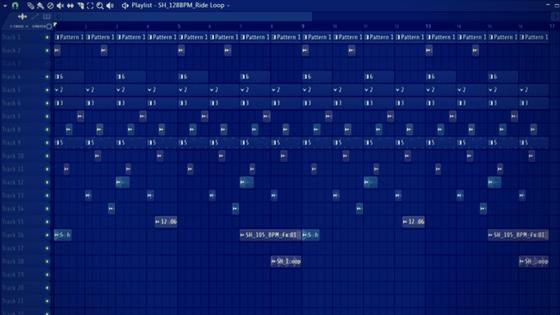 16-loop, fl studio, tips, electronic music production, hozho