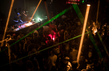 Hozho in Buenos Aires, Argentina