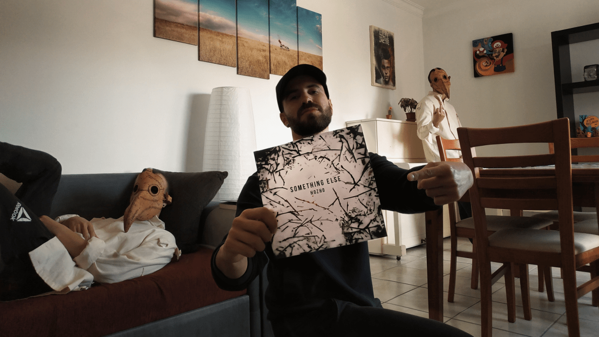 Something Else: The Brand New Single From Hozho And His Plans For The Future