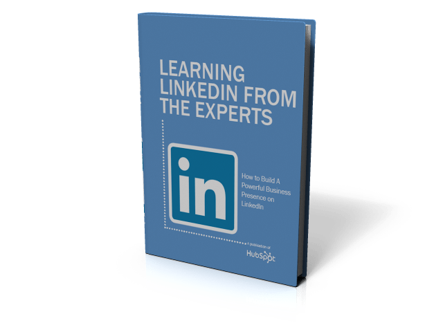 Learning LinkedIn From Experts