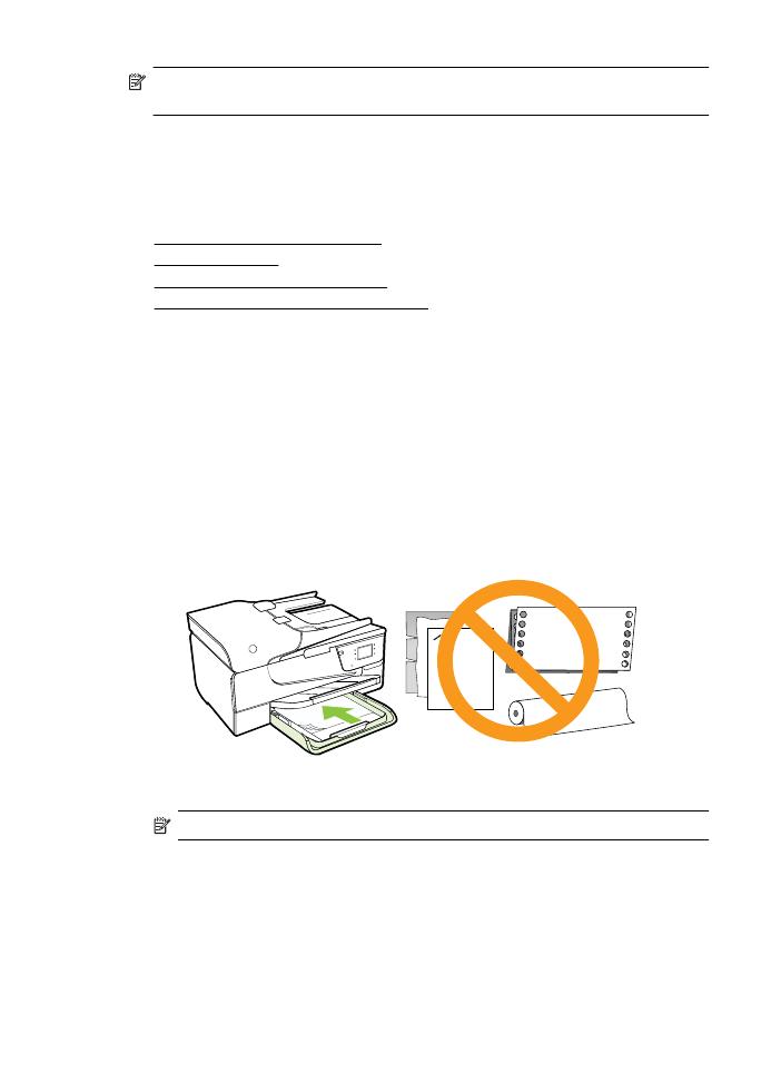 Colocar um original no ADF (alimentador automático de