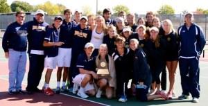 tennis team 2014 regionals