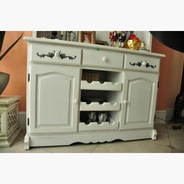 二手其它櫥櫃出售,春夏秋冬典雅歐式餐櫃 - 591居家/家具