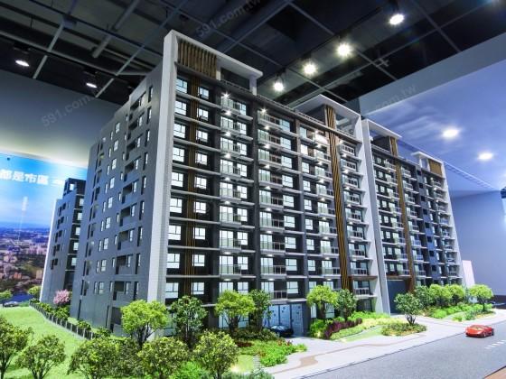 【益翔樂生活】-淡水區預售屋-建案價格-建案詳情-591新建案