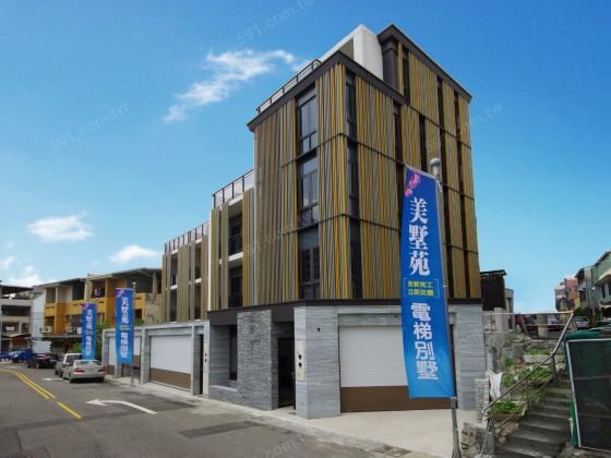 【美墅苑】-東區新成屋-建案價格-建案詳情-591新建案