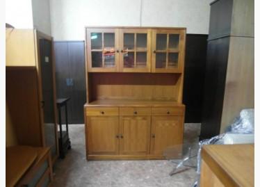 buy old kitchen cabinets used kitchens for sale 二手碗盤櫥櫃出售 新麗屋柚木餐櫃 全新55000 591居家 家具 碗盤櫥櫃 已過期