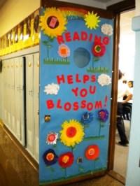 Door Decorating - St. Mary's School