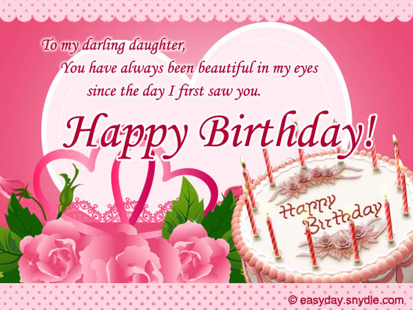 lovely birthday wishes for