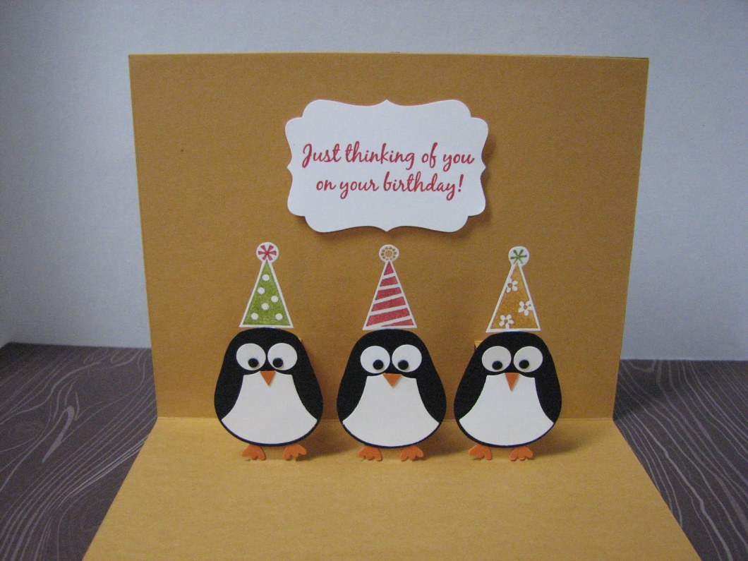 How To Make A Homemade Birthday Card For Your Best Friend Billingss