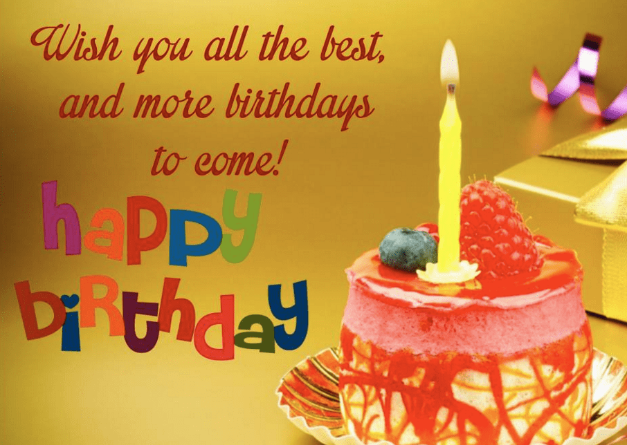 great happy birthday wishes