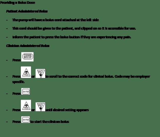 CADD PRIZM 6101 – TPN IV Setup