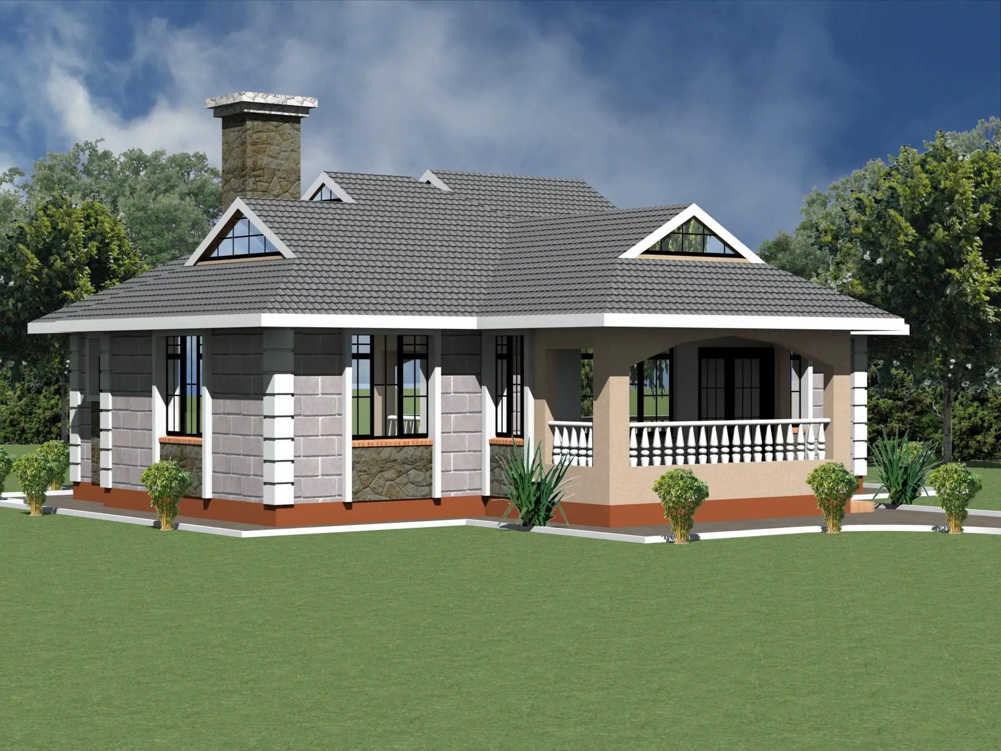 Low Budget Modern 3 Bedroom House Design Uk Novocom Top