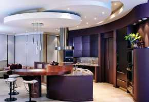 Gorgeous Modern Ceiling Designs for Kitchens   HPD Consult