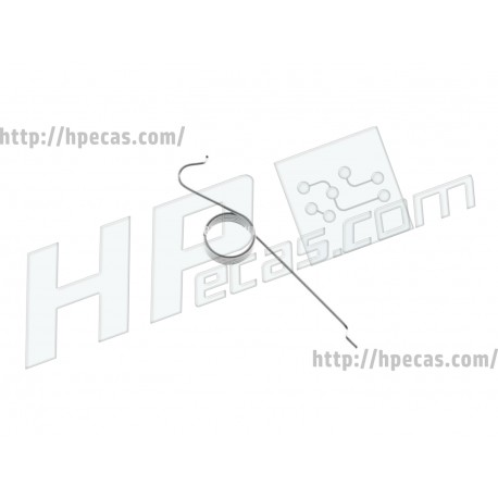 HP Torsion spring for LJ 2410, 2420, 2430, M3027, M3035