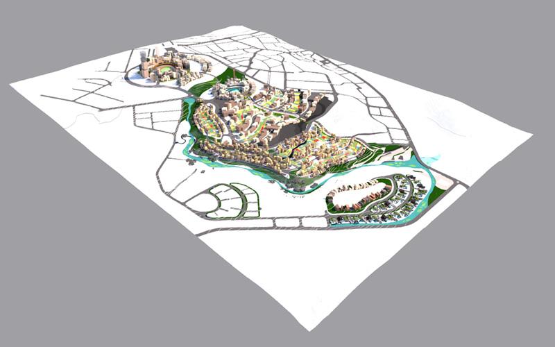 Ankara Koparan Masterplan