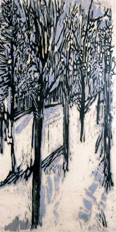 Winter Forest (1960)