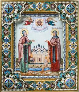 Свв. благ. кн. Петр и Феврония