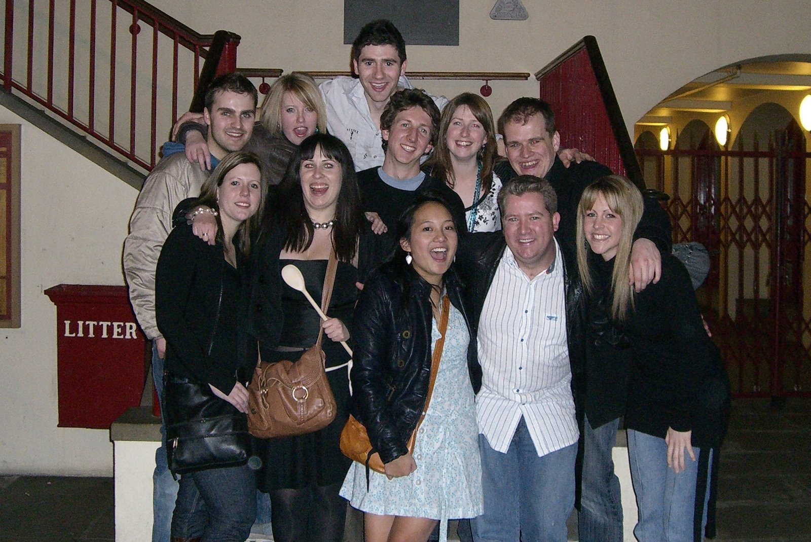 The gang! (from Alan's camera)