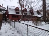 McArthur House coach house