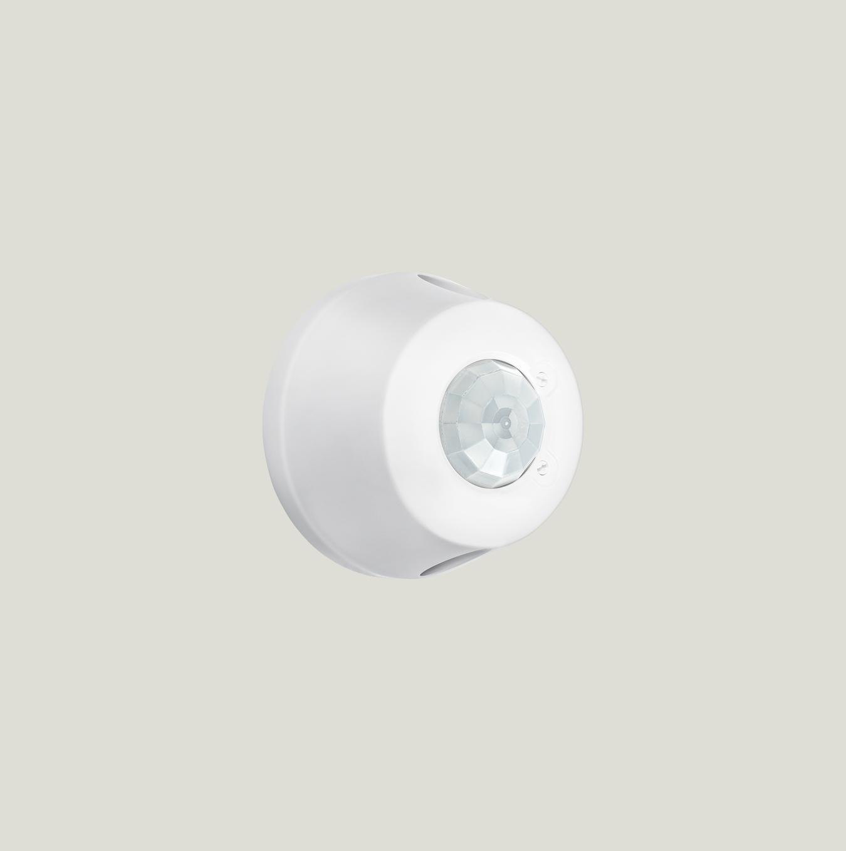 hight resolution of 360 pir sensor surface