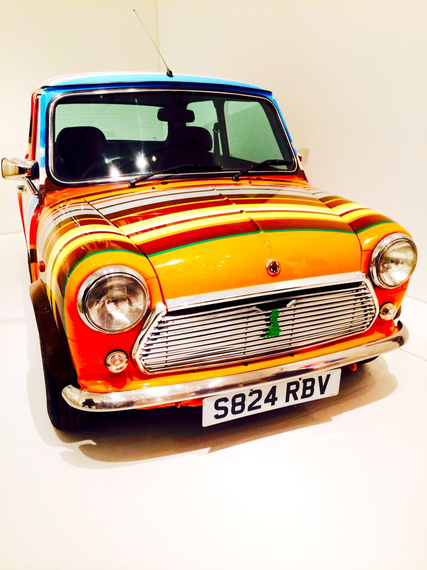 stripe mini