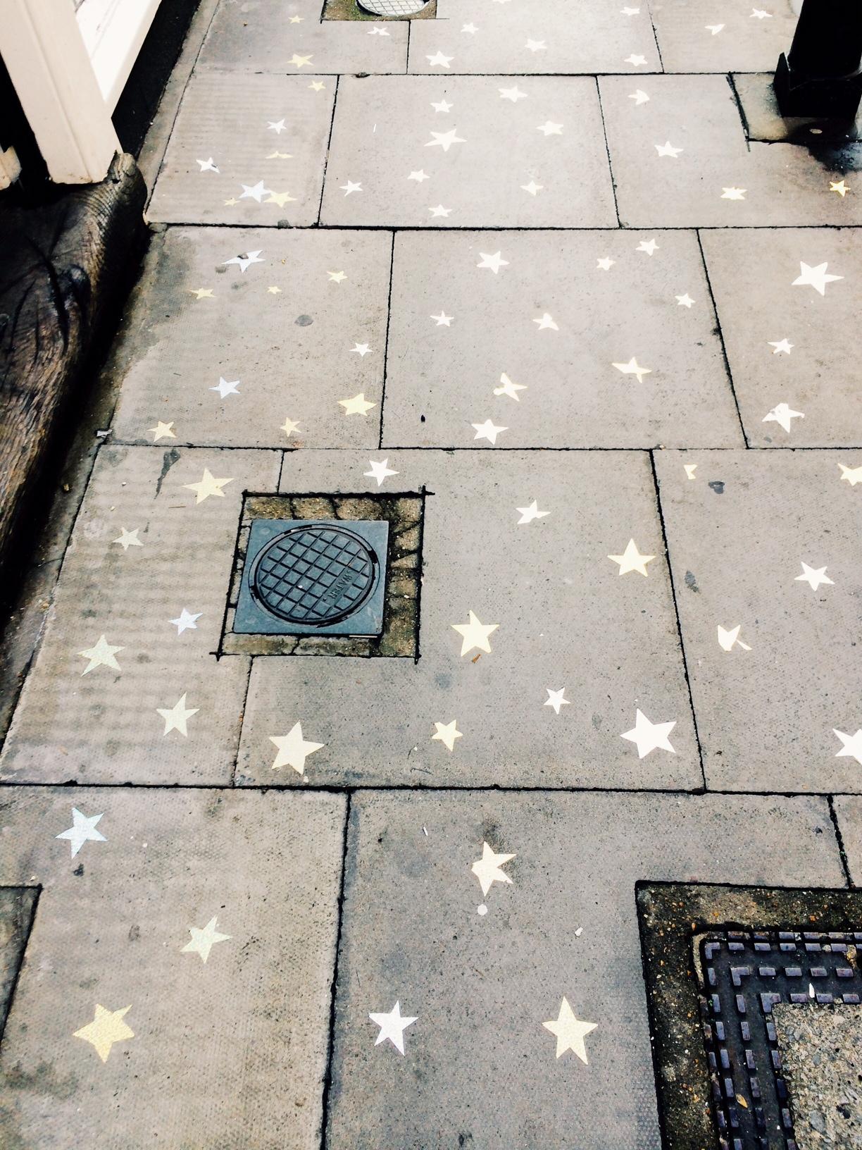 street full of stars