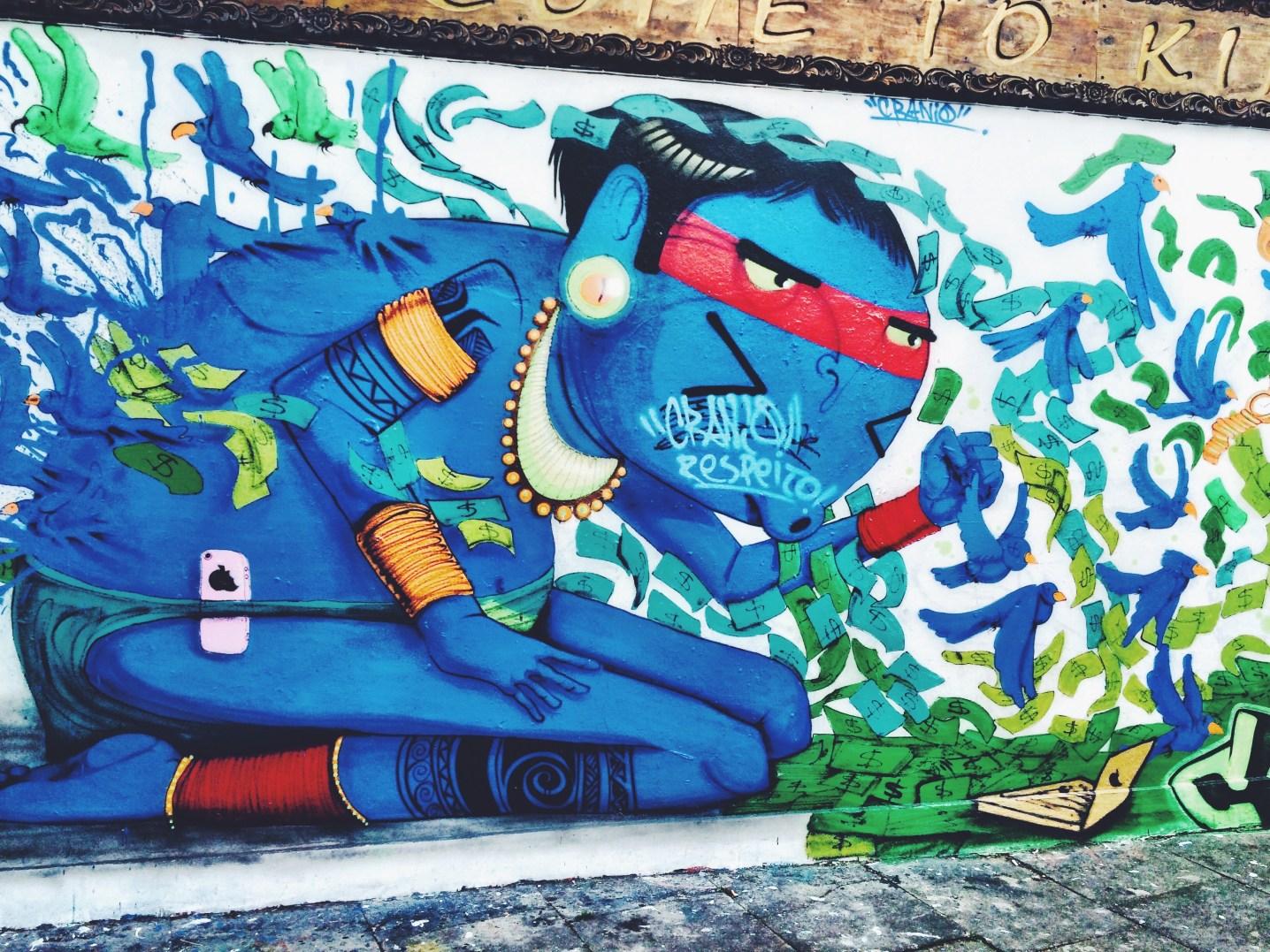 shoreditch street art cranio