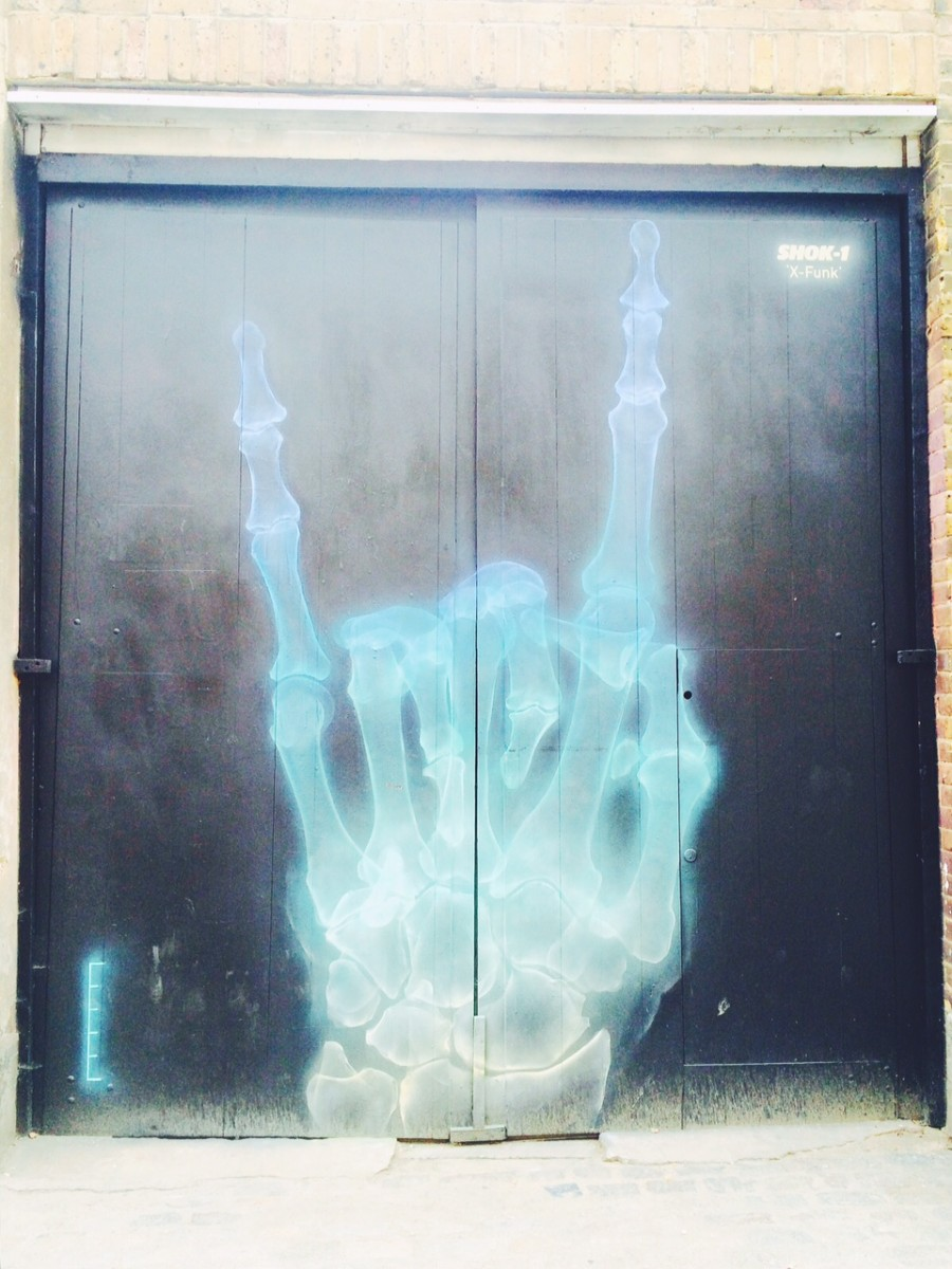 shok shoreditch street art