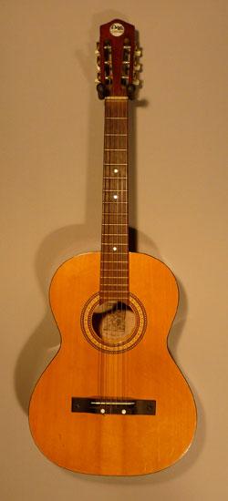 Hansis 1. Gitarre