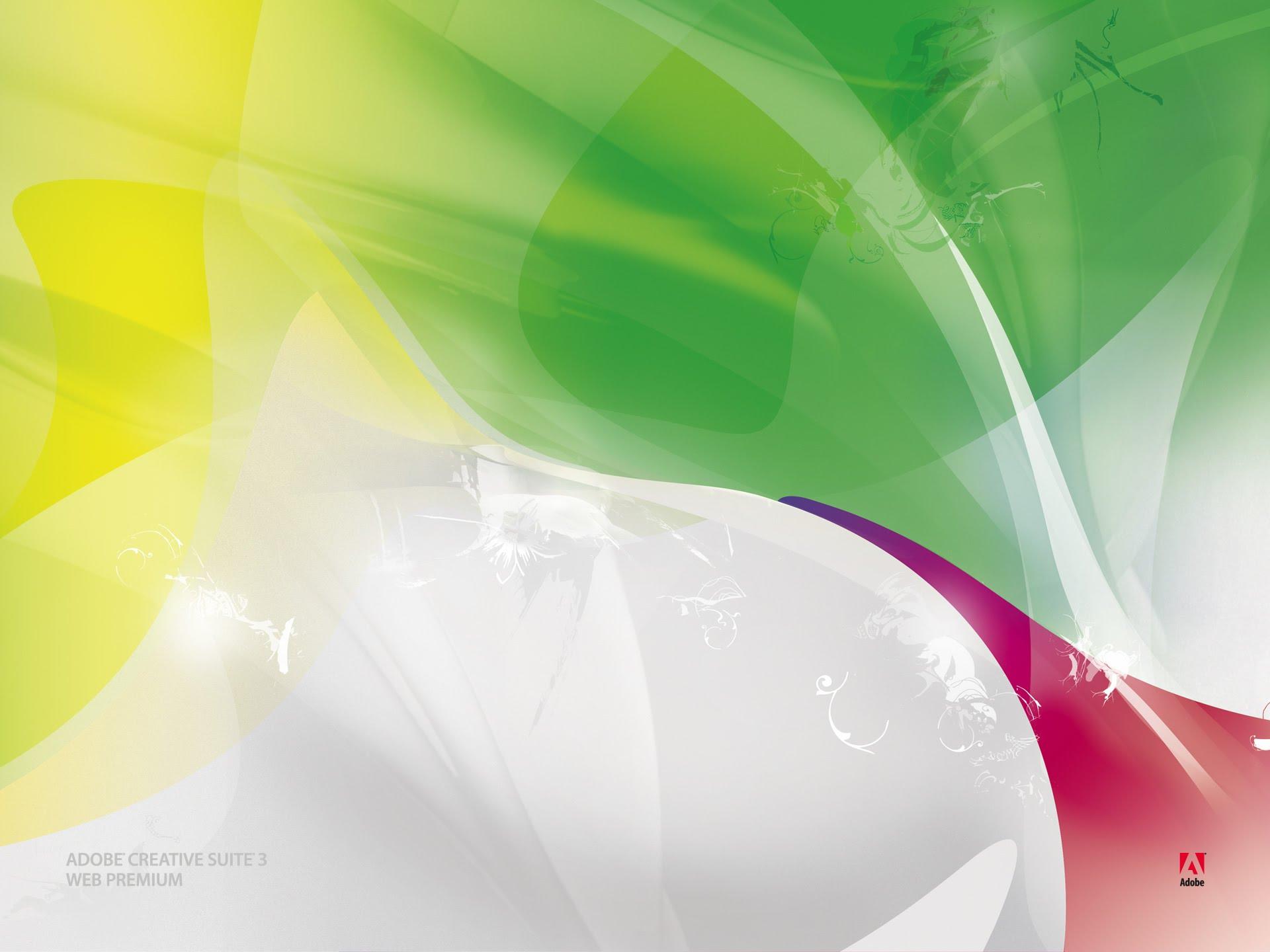 5 Beautiful Adobe Creative Suite 3 Wallpapers  Hongkiat