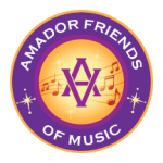 Amador Friends of Music logo