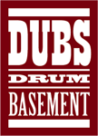 Dubs Drum Basement logo