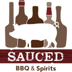 Sauced BBQ & Spirits logo
