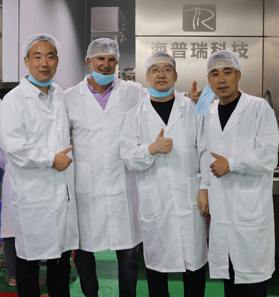 HPP Advisors and Hypree Executive Team