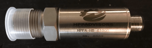 High Pressure Transducer 6100 bar 4 Pin Connection, 20mm Male Crosses to WIKA HP-2-D