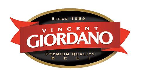 Vincent Giordano Logo Premium Quality Deli Since 1969