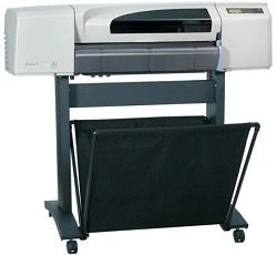 HP DesignJet 500 Printer